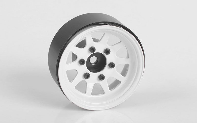 RC4WD OEM 6-Lug Stamped Steel 1.55