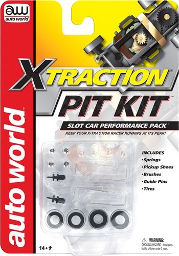 Auto World X-Traction Pit Kit