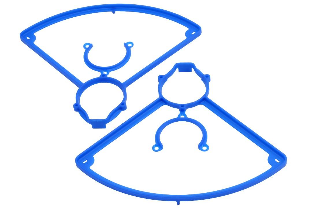 RPM LaTrax Alias Prop Guards (2) - Blue