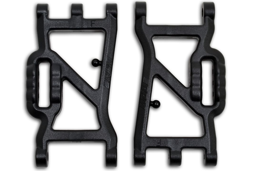 RPM Front A-arms for the Associated Rival MT10 (ASC25804)