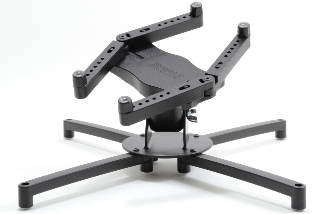 RPM Pit-Pro Extreme Car Stand - Black