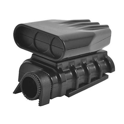 RPM Mock Intake & Blower Set - Black