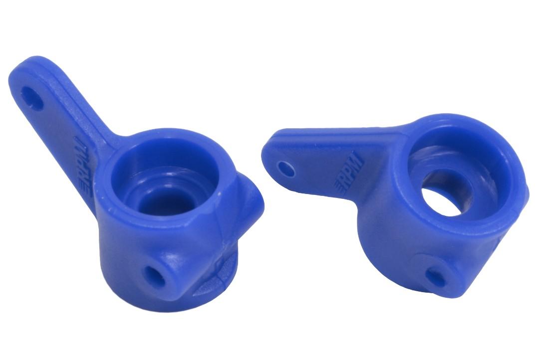 RPM Front Bearing Carrier Set - Blue