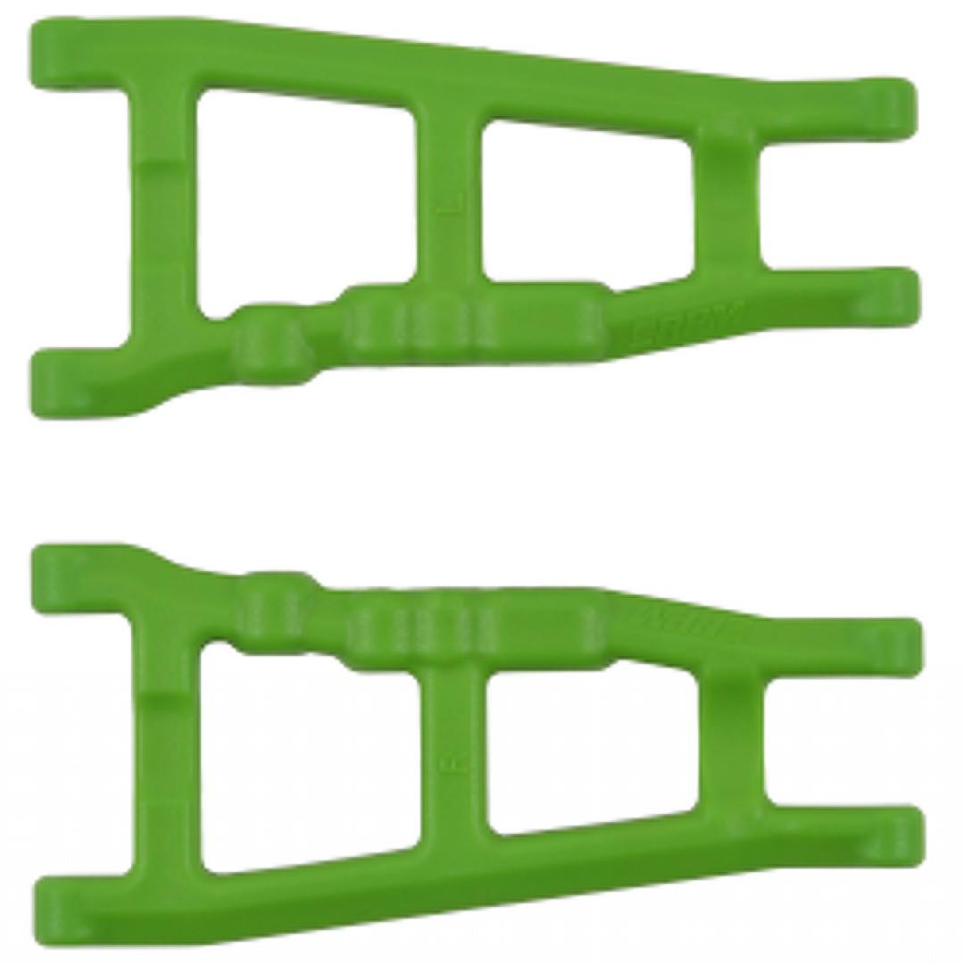 RPM Traxxas Slash 4x4 Front or Rear A-arms - Green
