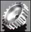 Robinson Racing Mod 0.6 Metric Pinion Gear (18)