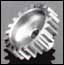 Robinson Racing Mod 0.6 Metric Pinion Gear (24)