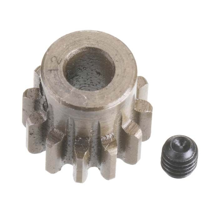 Robinson Racing Mod 1 Extra Hard Steel Pinion Gear 5mm Shaft (12)