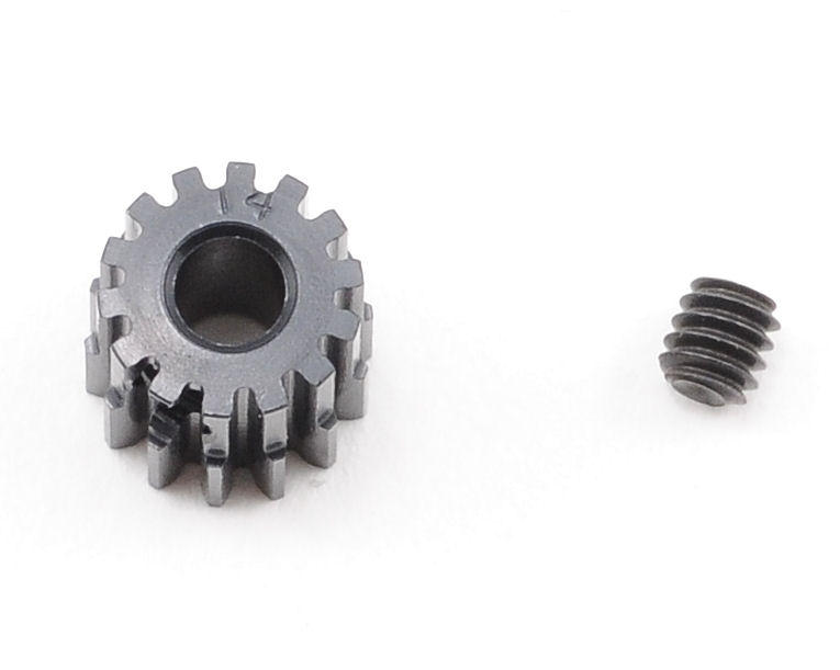 Robinson Racing 48P Hard Coated Aluminium Pinion Gear (14)