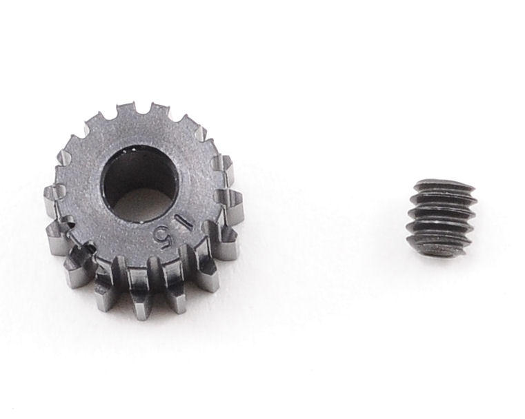 Robinson Racing 48P Hard Coated Aluminium Pinion Gear (15)