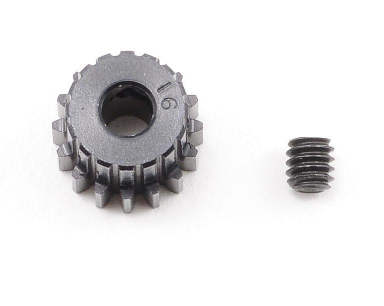 Robinson Racing 48P Hard Coated Aluminium Pinion Gear (16)