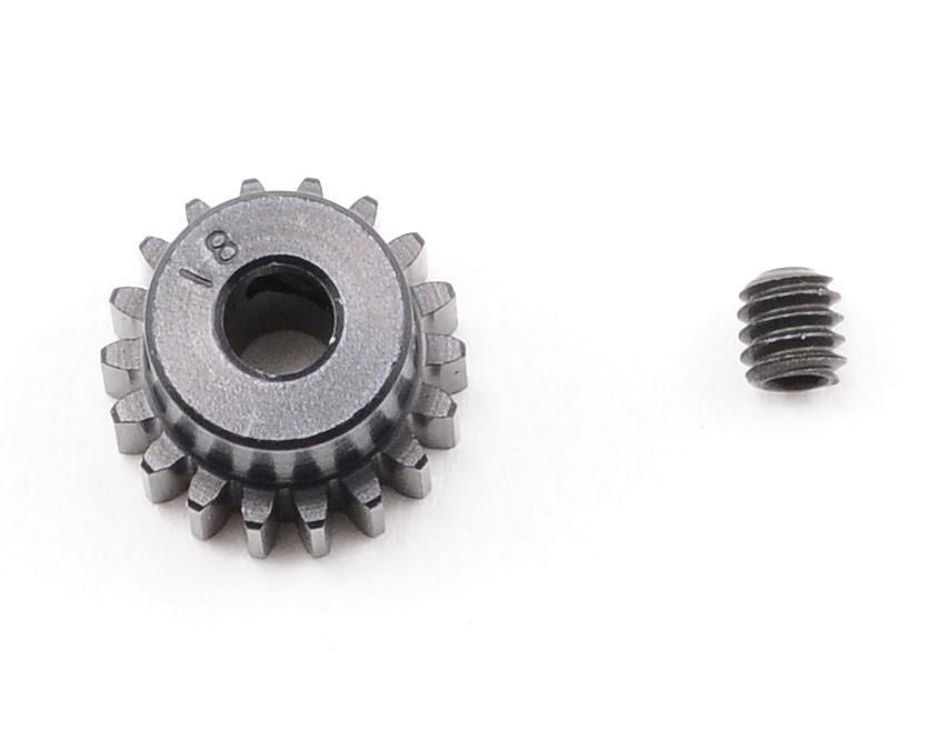 Robinson Racing 48P Hard Coated Aluminium Pinion Gear (18)