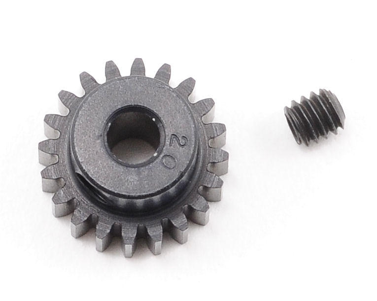 Robinson Racing 48P Hard Coated Aluminium Pinion Gear (20)