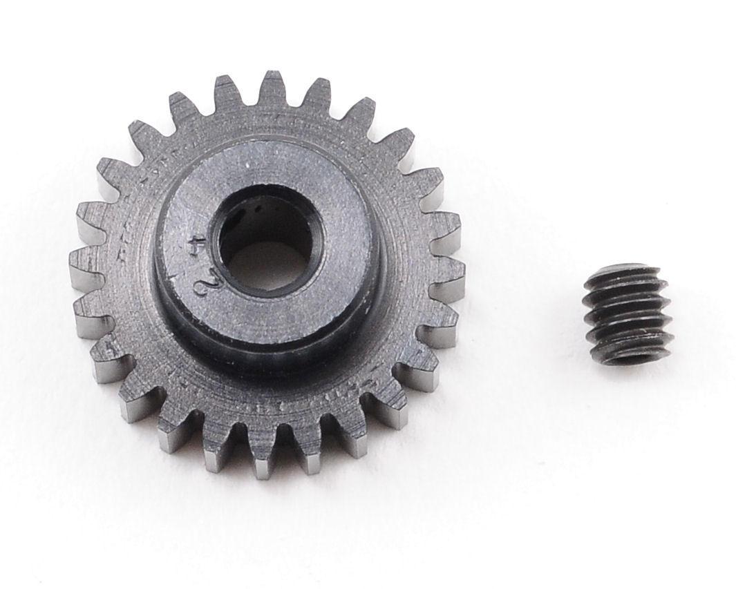 Robinson Racing 48P Hard Coated Aluminium Pinion Gear (24)