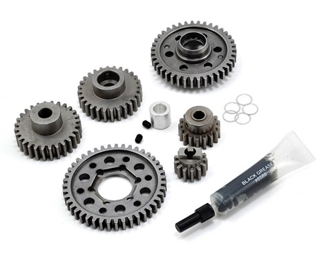 Robinson Racing All Steel Forwad-Only Gear Kit - Standard Ratio (13x17). 39 Tooth 2nd Gear.