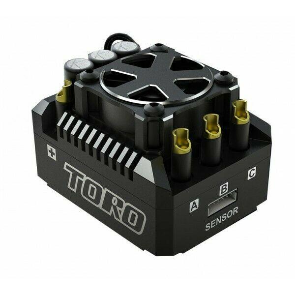 SkyRC Toro TS150 Pro Aluminum 1/8th 150A ESC