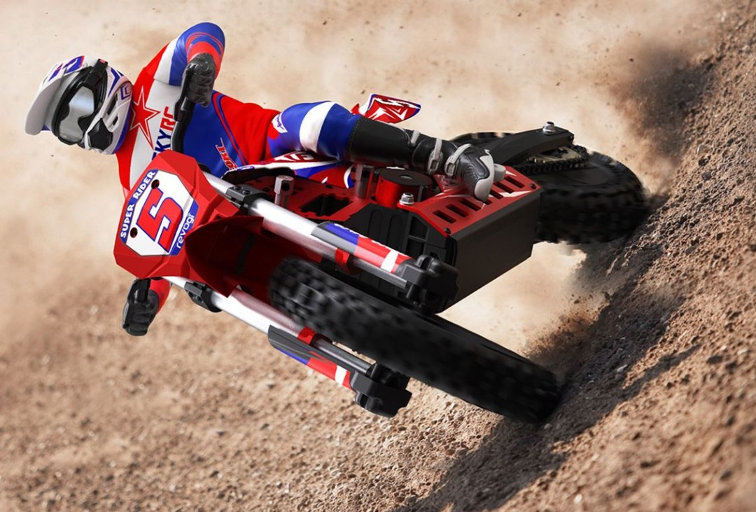 SkyRC Super Rider 1/4 Scale Dirt Bike