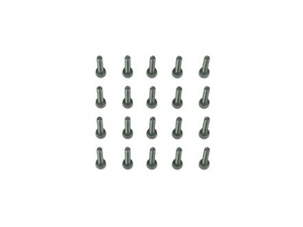 Sky RC Button Head Hex Socket Machine screws (20) For SR5 Motorcycle