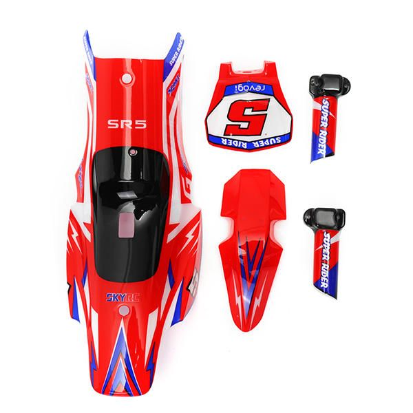 Sky RC Body Shell Sets For SR5 Motorcycle