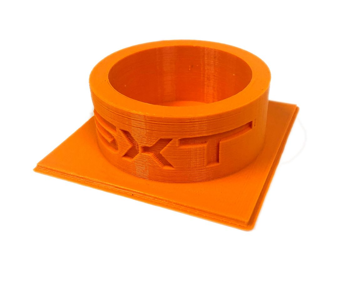 SXT Orange Bottle Holder