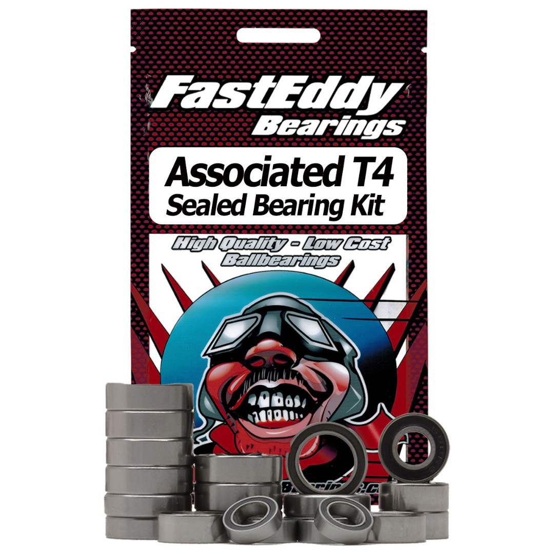 Fast Eddy Associated T4 Sealed Bearing Kit