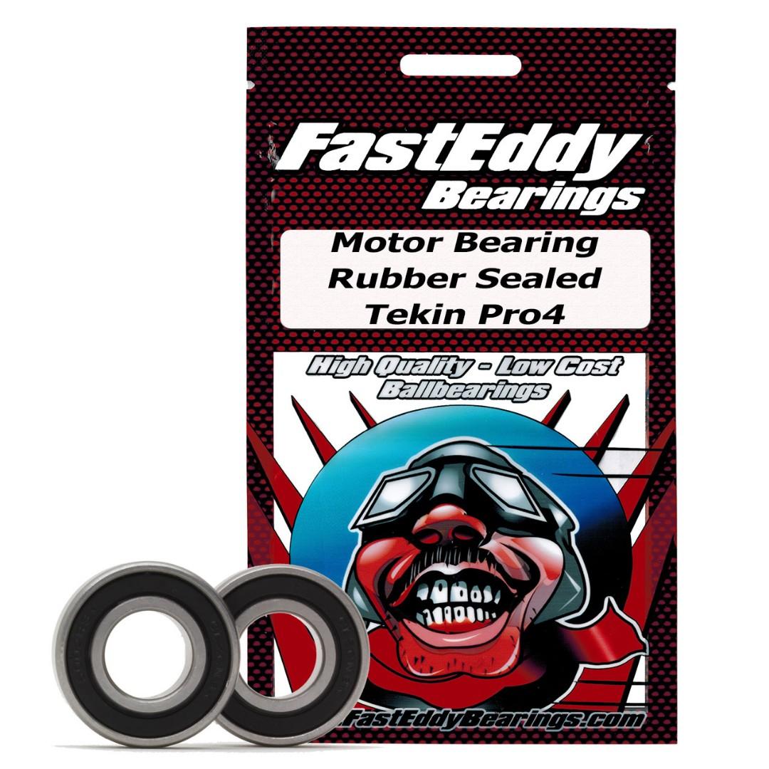 Fast Eddy Tekin Pro4 Rubber Sealed Bearing Kit