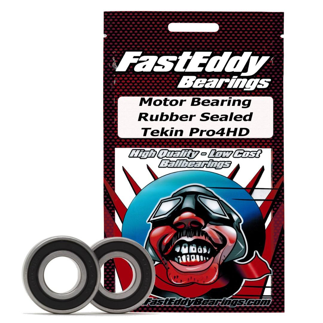 Fast Eddy Tekin Pro4HD Rubber Sealed Bearing Kit