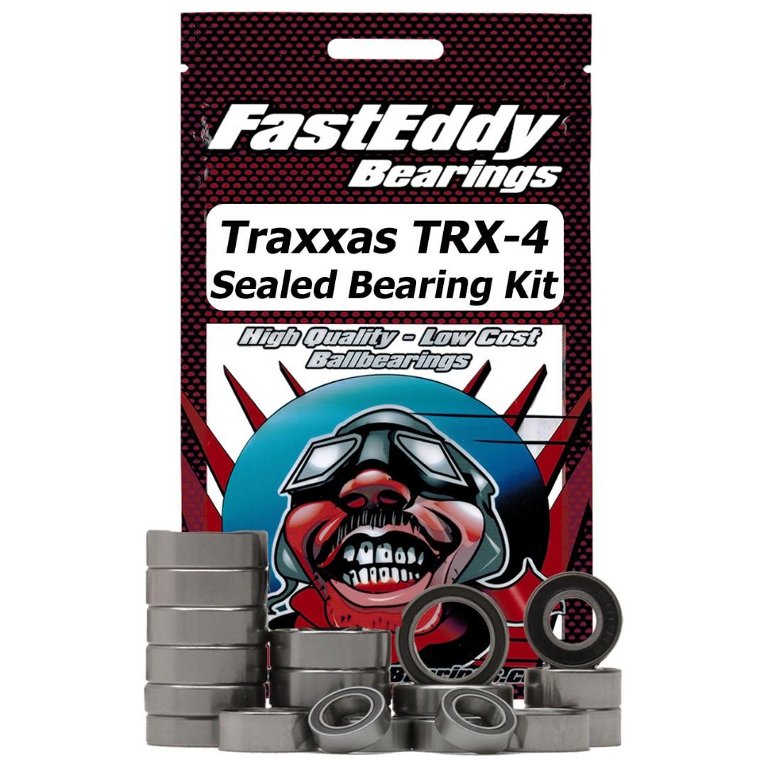 Fast Eddy Traxxas TRX-4 Sealed Bearing Kit