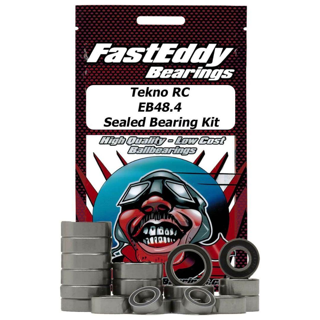 Fast Eddy Tekno RC EB48.4 Sealed Bearing Kit