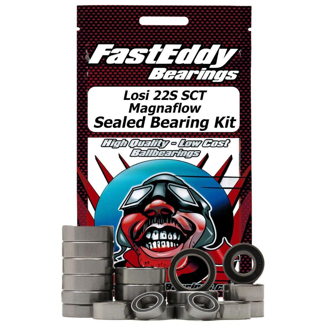 Fast Eddy Losi 22S SCT Magnaflow Sealed Bearing Kit