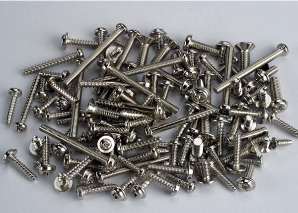 Traxxas Screw Set For Sledgehammer (Assorted Machine And Self-Tapping Screws, No Nuts)