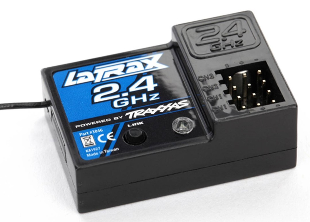 Traxxas LaTrax Micro 2.4 GHz Receiver