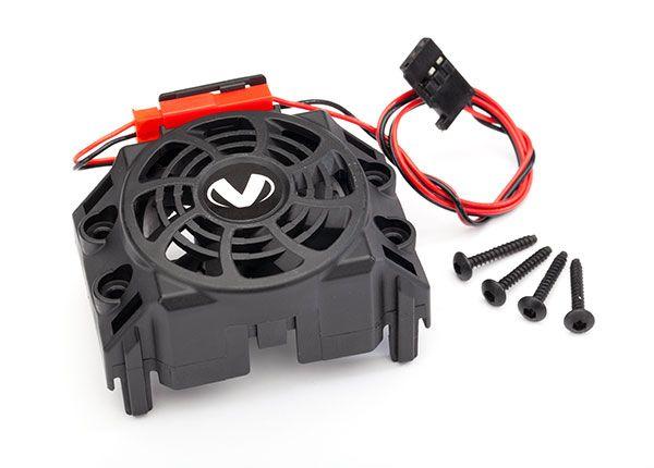 Traxxas Cooling fan kit (with shroud),Velineon 540XL motor