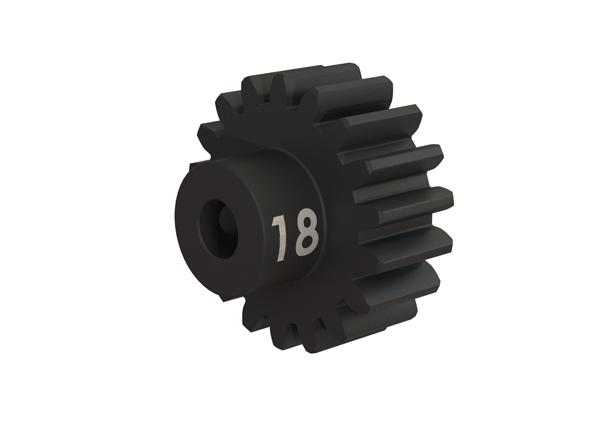 Traxxas 32P Hardened Steel Pinion Gear (18)