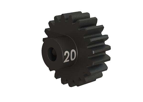 Traxxas 32P Hardened Steel Pinion Gear (20)