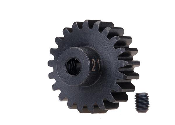Traxxas 32P Heavy Duty Hardened Steel Pinion Gear (21)