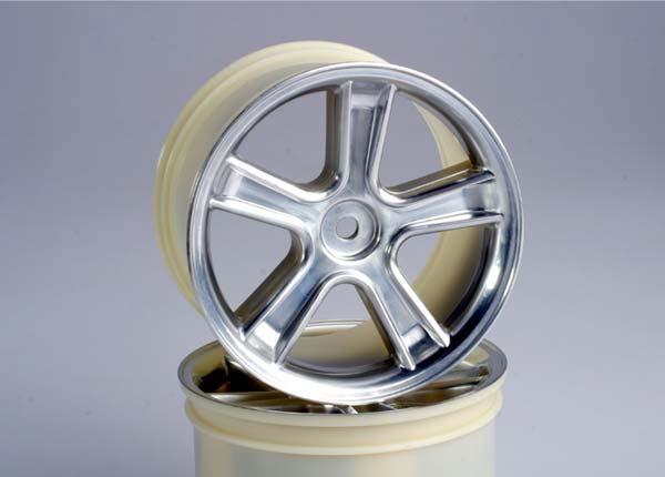 Traxxas Sport Wheels, Maxx (Satin-Finish) (2)
