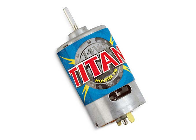 Traxxas Titan 550 Size Motor (21T)