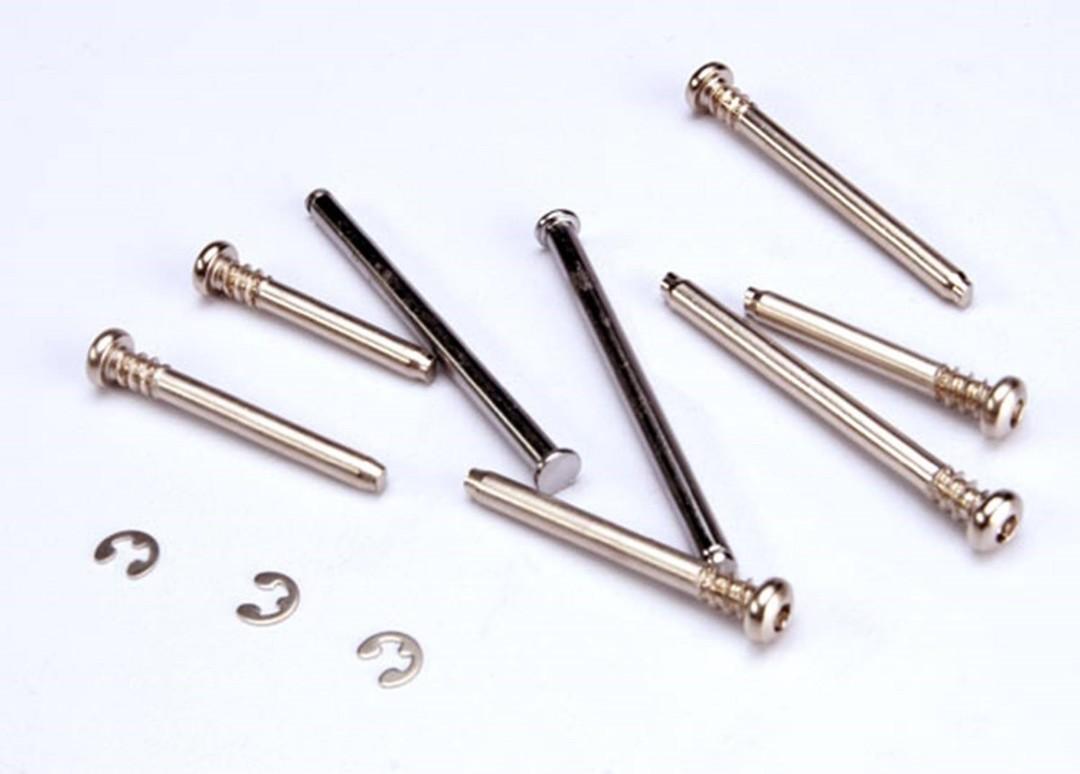 Traxxas Suspension Screw Pin Set (Hex Drive) (Nitro 4-Tec) (8)