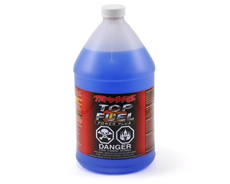 Traxxas Top Fuel Power Plus 20% Nitro Fuel (Gallon)