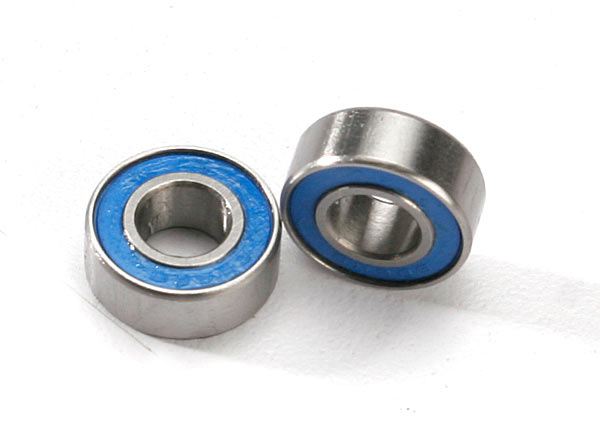 Traxxas 6x13x5mm Rubber Sealed Ball Bearing (2)