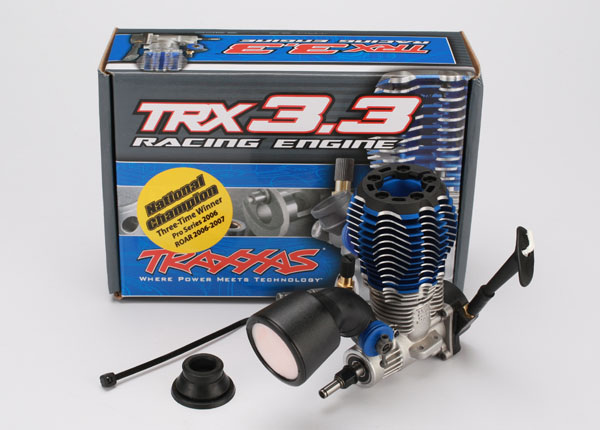 Traxxas TRX 3.3 Engine IPS Shaft with Recoil Starter