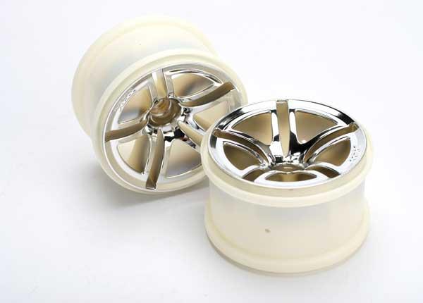 Traxxas Wheels, Twin-Spoke 2.8