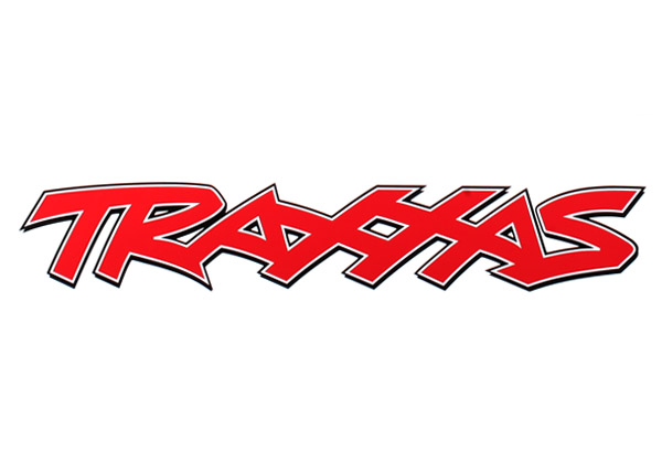Traxxas 18' Red Vinyl Sticker