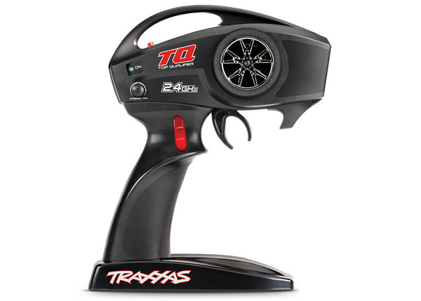 Traxxas Transmitter, TQ 2.4ghz, 3-Channel (Transmitter Only)
