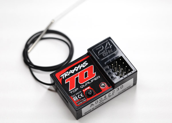 Traxxas Micro 3-Channel Receiver