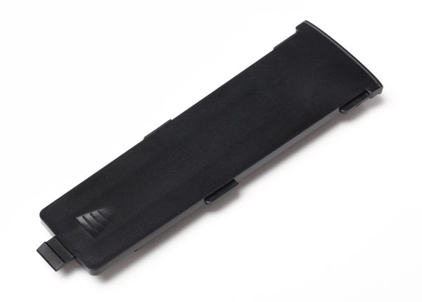 Traxxas Battery door, transmitter (replacement for #6516, 6517, 6528, 6529, 6530 transmitters)