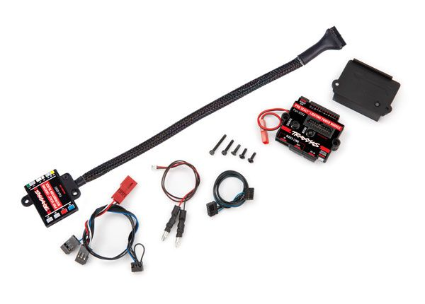 Traxxas Pro Scale Advanced Lighting Control System (includes power module & distribution block)