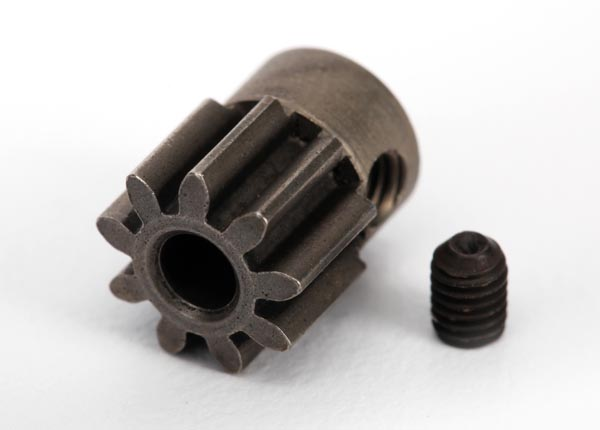 Traxxas 32P Steel Pinion Gear (9)