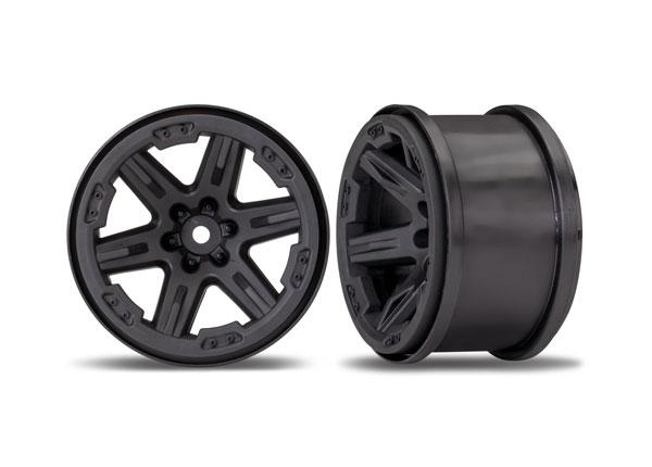 Traxxas Wheels, Rustler 4X4 2.8