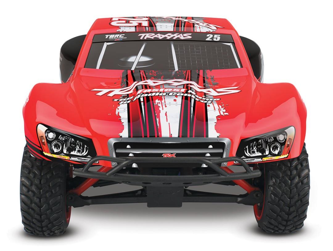 Traxxas Slash 4x4 1/16 4WD RTR Short Course Truck Mark Jenkins
